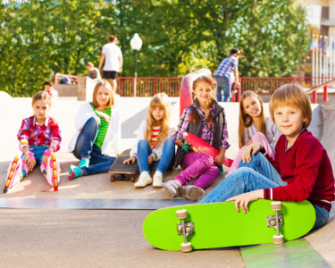 Kids Jacksonville: Skating and Skateboarding Lessons - Fun 4 First Coast Kids