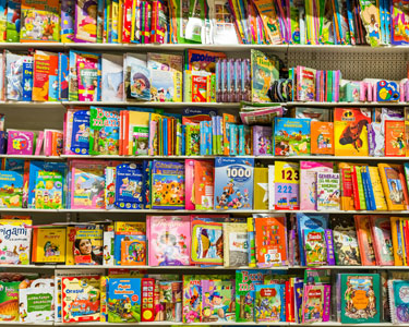 Kids Jacksonville: Book Stores - Fun 4 First Coast Kids