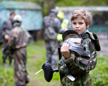Kids Jacksonville: Laser Tag and Paintball  - Fun 4 First Coast Kids
