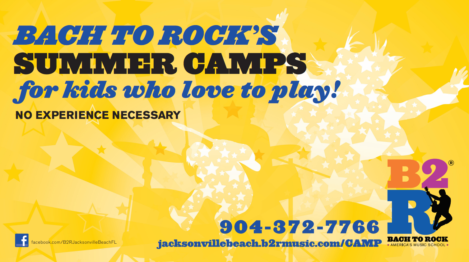 Back to Rock Summer Camp