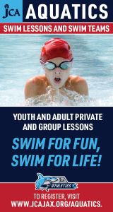 JCA Swim Lessons/ Swim Teams
