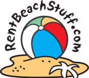 Rent Beach Stuff