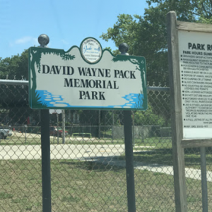 David Wayne Pack Park