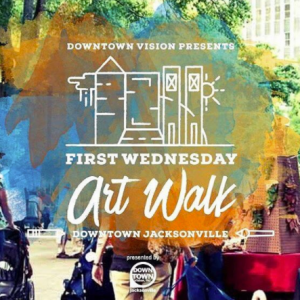 Downtown Jacksonville Art Walk