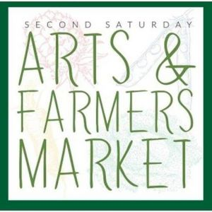 Second Saturday Arts & Farmers Market