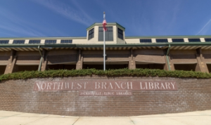 Bradham and Brooks Branch Library