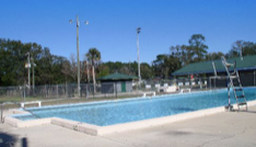 City of Jacksonville Public Pool Adolph Wurn Park