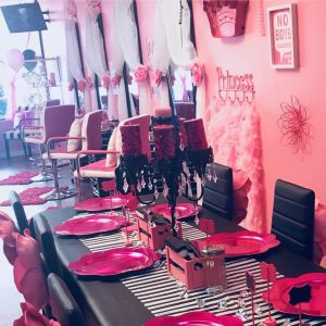 Pamper Me Pink Girls Spa