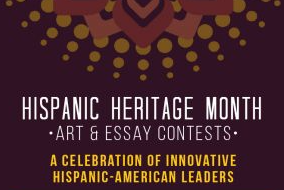 Hispanic Heritage Month Student Art and Essay Contests and Educator Awards