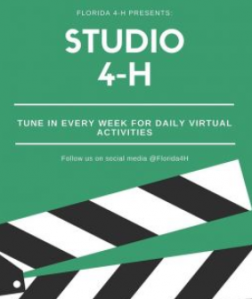 Florida 4-H Presents Studio 4-H