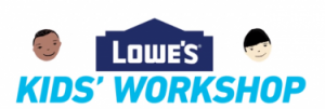 Lowe's Kids Workshops Online