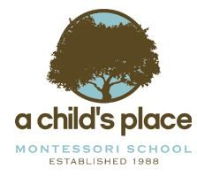 Child's Place Montessori School, A