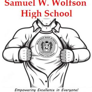 Samuel W. Wolfson High School