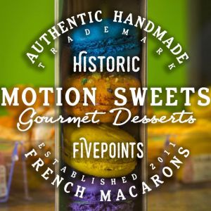 Motion Sweets of Five Points